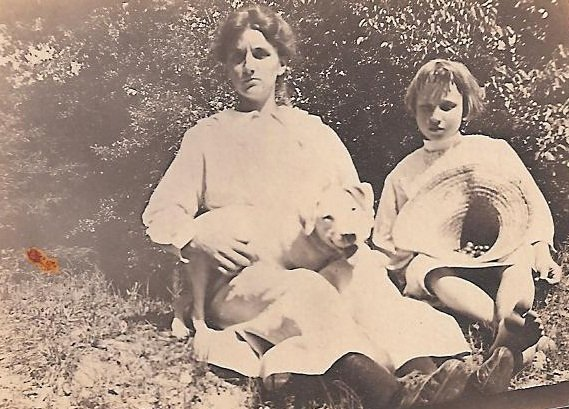 MS Orig Rodney Chess Arcola outside with dog.jpg