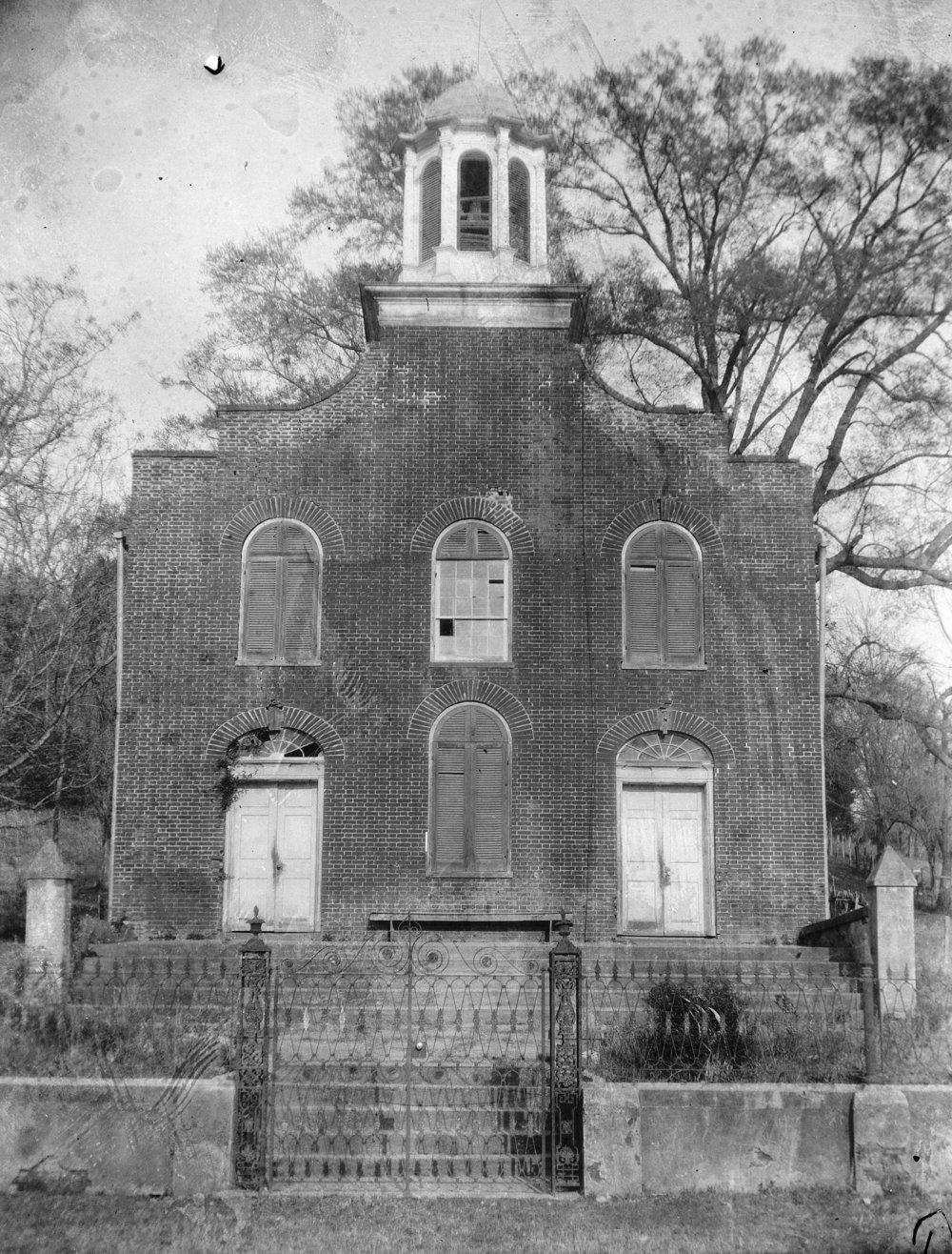 Rodney Presbyterian Church - Photo c. 1940s
