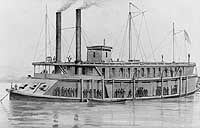 USS Rattler c. 1862