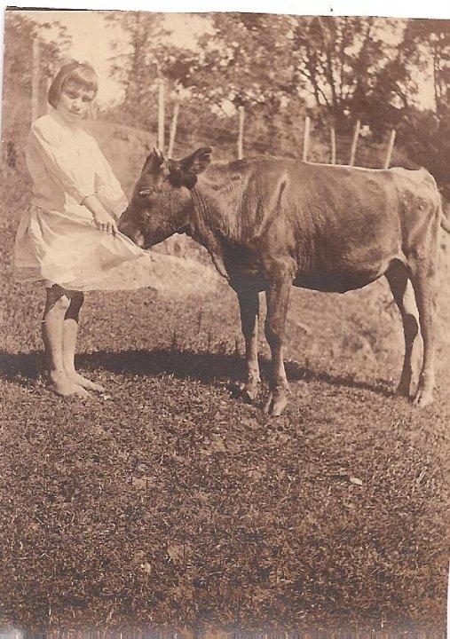 MS Rodney Photo Orig Arcola Alston girl with cow.jpg