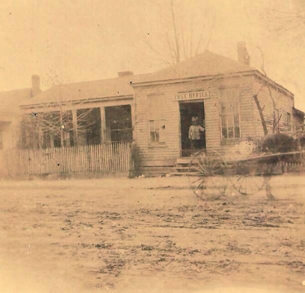 The Rodney Post Office -